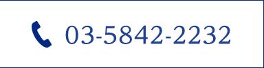 Tel.03-5842-2232
