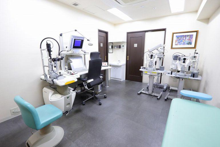 白内障の手術前に必要な検査