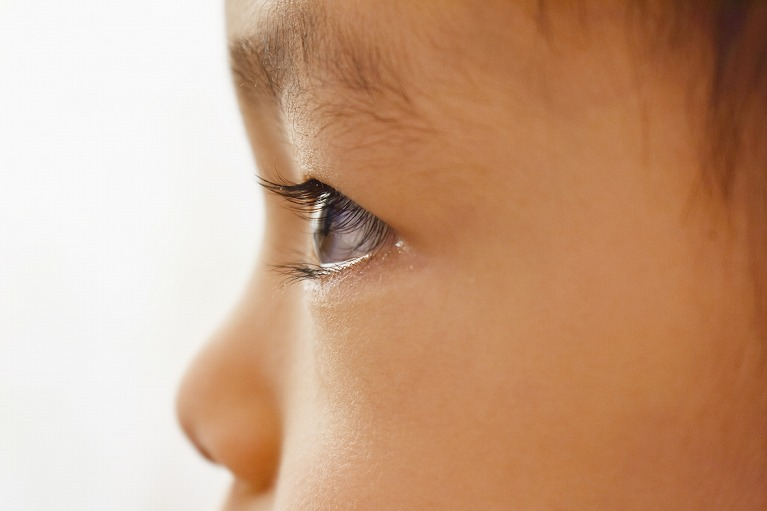 子どもの目について