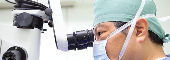 白内障の日帰り手術多焦点眼内レンズも対応
